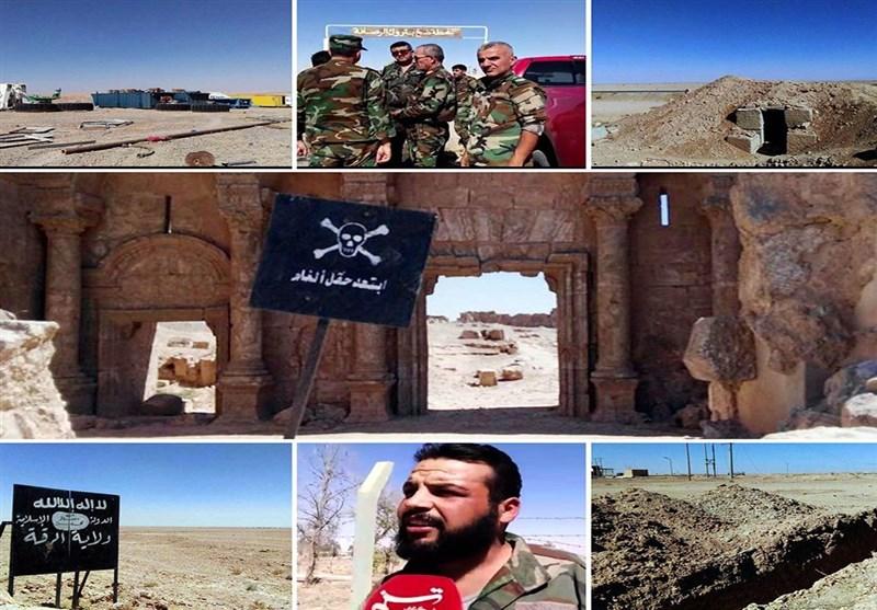 Rasafa: Reminders of Daesh Brutality Deep in Syrian Desert (+Photos, Video)