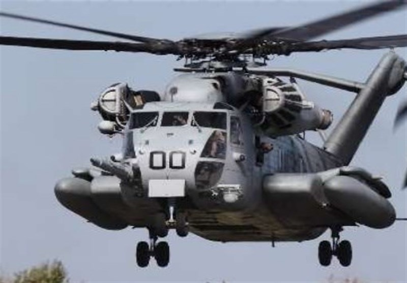 Iran's Navy Denies Report of Laser Training at US Copter