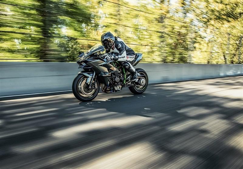 سریعترین موتورسیکلت جهان + فیلم و تصاویر