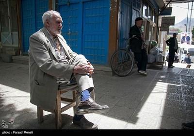 بازار سنتی سنقر - کرمانشاه