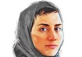 """تندیس """"پروفسور مریم میرزاخانی"""" در همدان به خانوادهاش تقدیم میشود"""