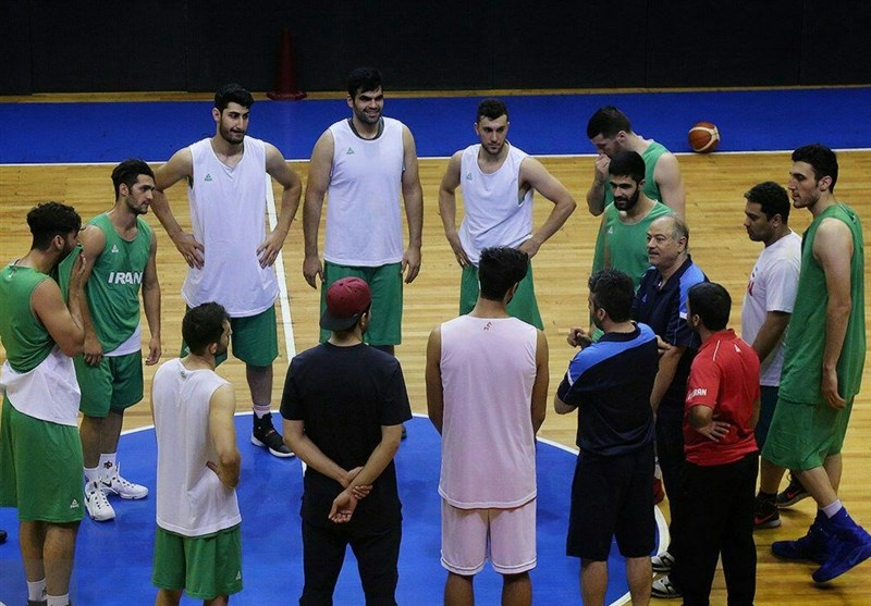 Asian Cup A Big Test for Iran: FIBA