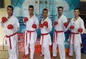 Iran Team Kumite Wins Gold at World Championships