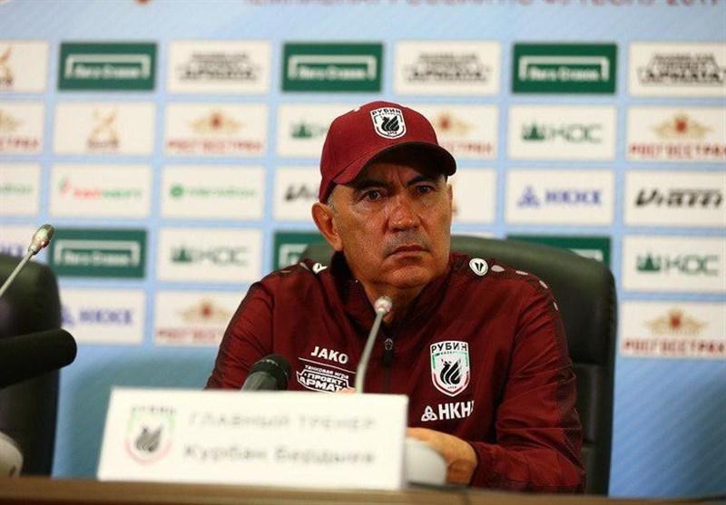 بردیف: آزمون شرایط مشابه امروز در روستوف داشت/ منتظر بازگشت او میمانیم