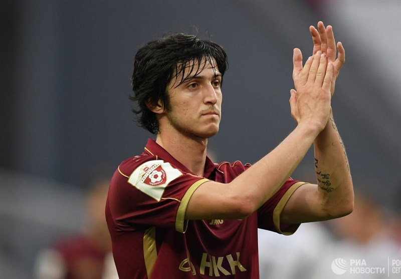 Lazio Edges Closer to Signing Iran's Sardar Azmoun