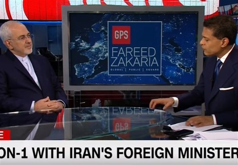 US Not Honoring JCPOA Commitments: Iran's FM