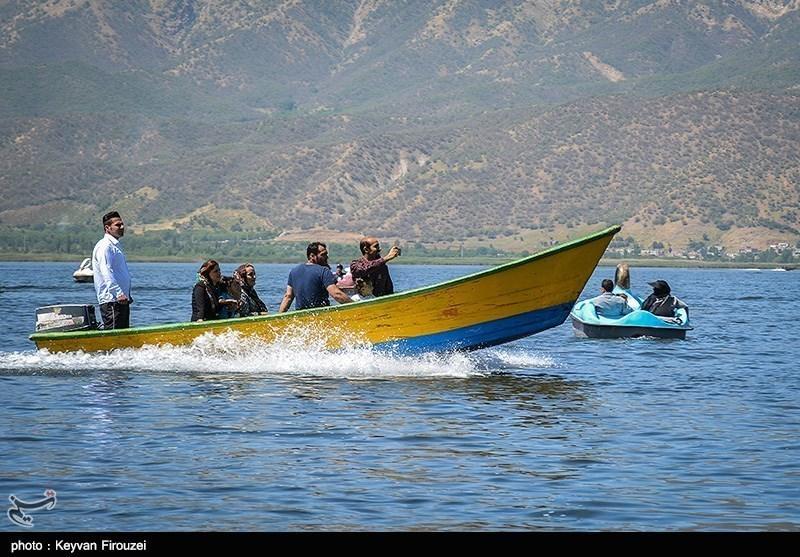 کردستان  دریاچه زریبار مریوان در انتظار تحقق وعدههای توخالی برای نجات +تصاویر