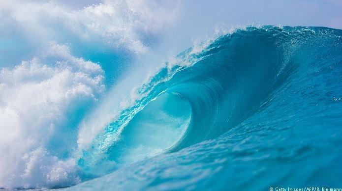 افزایش ناپایداریهای دریایی در محدوده تنگه هرمز