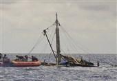 27 تن کشته و 54 نفر مفقود در حادثه غرقشدن یک کشتی