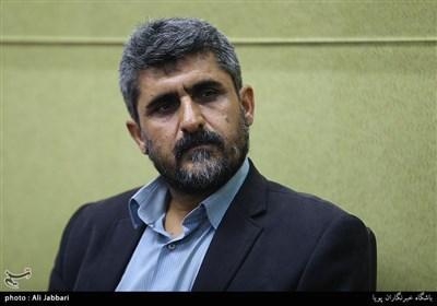 یزدان عشیری مدیر روابط عمومی رییس سازمان سینمایی حوزه هنری