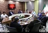 گفت و گو با محمد حمزه زاده قائم مقام رییس حوزه هنری و رییس سازمان سینمایی حوزه هنری