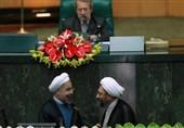 روحانی یؤدی الیمین الدستوریة فی 5 آب القادم