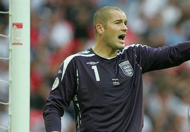 دروازهبان سابق تیم ملی انگلیس از فوتبال خداحافظی کرد