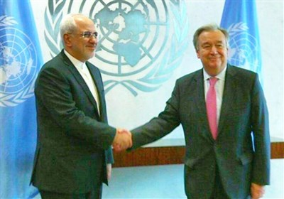 Iran's Foreign Minister Zarif Holds High-Profile Meetings at UN
