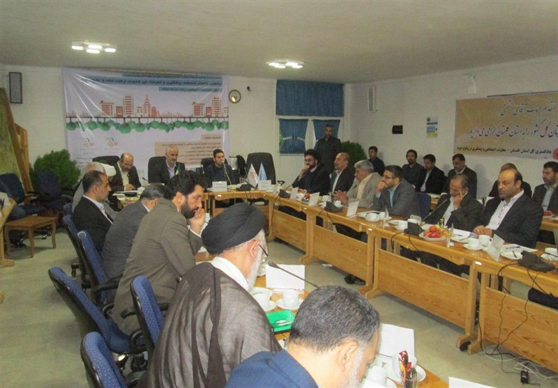 نخستین سمینار تخصصی پیشگیری از تصرفات غیرقانونی در استان گلستان آغاز شد