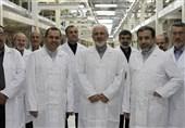 بازدید از مراکز نظامى ایران