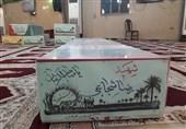 بازگشت پیکر مطهر 4 شهید دفاع مقدس به خوزستان