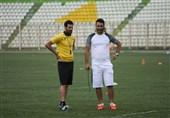 نظرمحمدی پس از حضور در تمرین سپیدرود: باید برکناریام را کتبی اعلام کنند