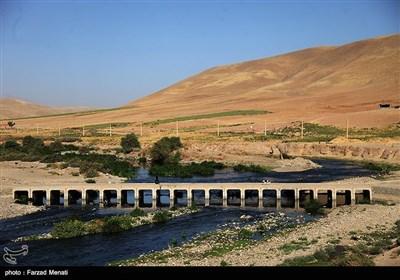 آلودگی زیست محیطی در رودخانه قره سو - کرمانشاه