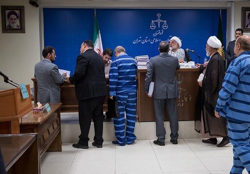 پایان جلسه رسیدگی به اتهامات متهم ردیف دوم پرونده فساد نفتی