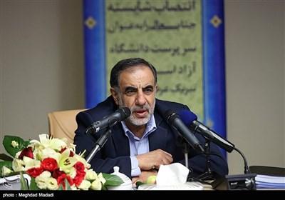 علیمحمد نوریان سرپرست سابق دانشگاه آزاد اسلامی