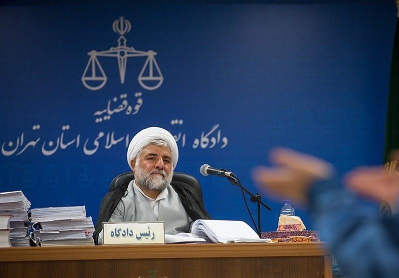 توضیح قاضی مقیسه درباره احضار بابک زنجانی