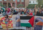 تظاهرات مراکش