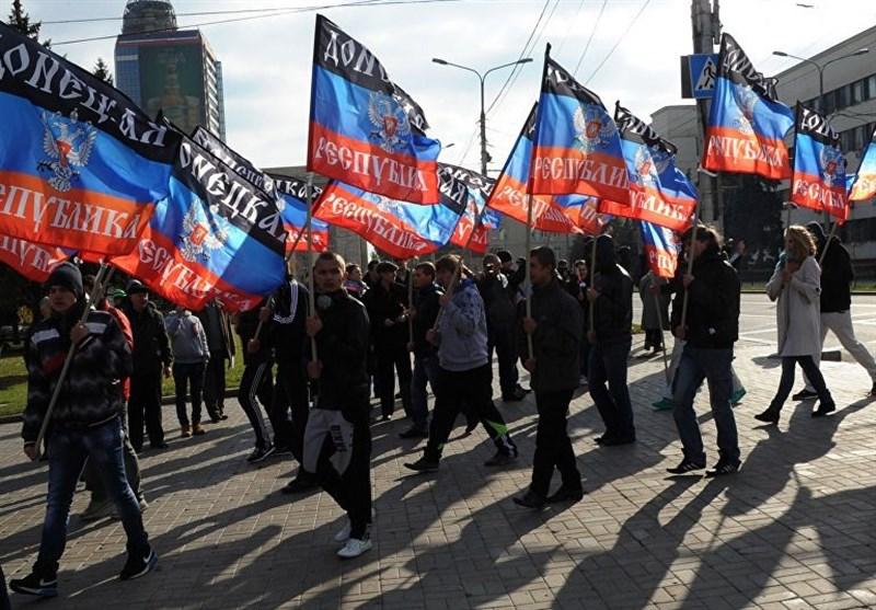 جمهوری دونتسک اعلام استقلال کرد