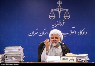 چهارمین جلسه محاکمه همدستان بابک زنجانی