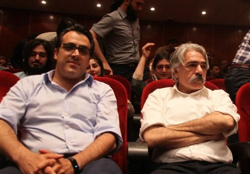 کیهان کلهر به تماشای «چند شب تار» نشست/ تقدیر از پرویز مشکاتیان