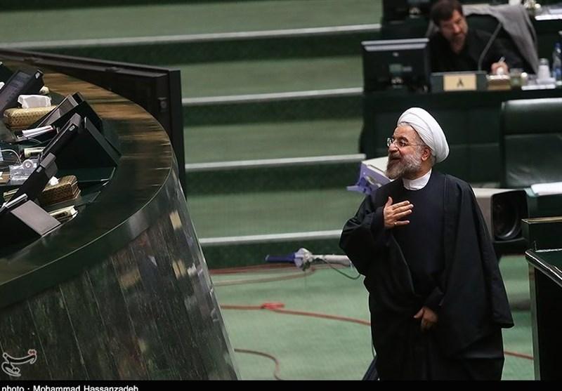 حضور مقامات 100 کشور در مراسم تحلیف روحانی