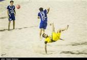 فوتبال ساحلی سیستان و بلوچستان لیگ برتری شد