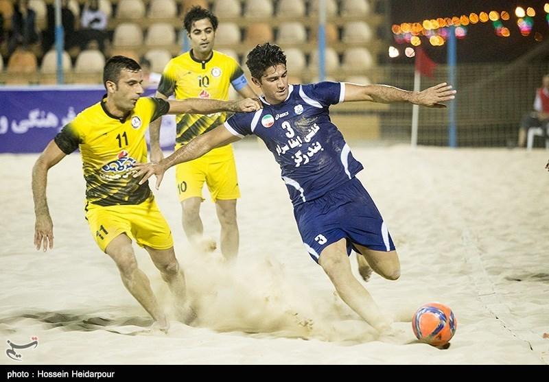 لیگ برتر فوتبال ساحلی - بوشهر
