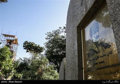 آرامگاه محمد تقی خان پسیان