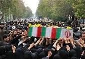 دعوت سپاه از مردم تهران برای شرکت در مراسم تشییع 135 شهید دفاع مقدس