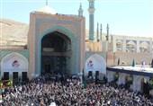 امروز بوی محرم حسینی از کربلای ایران به مشام میرسد