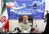 نیروی انتظامی اجازه زیر سئوال بردن چهره نورانی قم را به دشمن نمیدهد