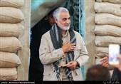 انگشتر سردار سلیمانی به کارگردان «عابدان کهنز» رسید