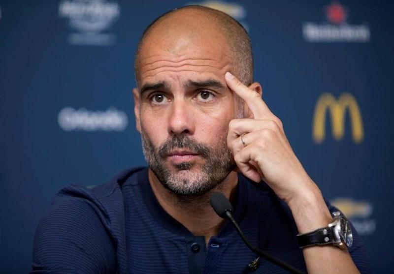 گواردیولا: مورینیو قبل از بازی هم درباره داور حرف زده بود