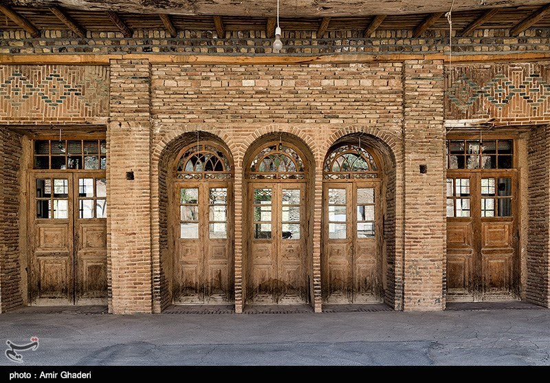 Traditional Architecture of Khansar in Central Iran