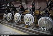 خط تولید ایران خودرو در کرمانشاه