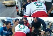 افزایش 12 درصدی امدادرسانی به حادثهدیدگان در اصفهان
