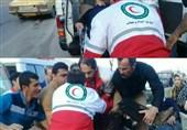 هلالاحمر همدان به 80 مصدوم سفر اربعین امدادرسانی کرد
