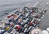 خاکِ سرد روی 7 هزار خودروی معطل در گمرک + تصاویر
