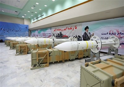 ساخت ایران| موشک پدافندی صیاد - 3 + عکس