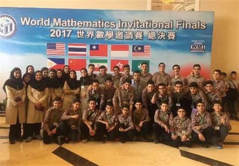 کسب 26 مدال مسابقات جهانی ریاضی توسط دانشآموزان ایرانی