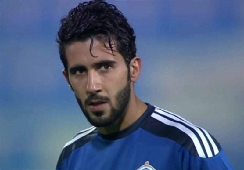 بازیکن عراقی پرسپولیس از فرودگاه به بیمارستان رفت