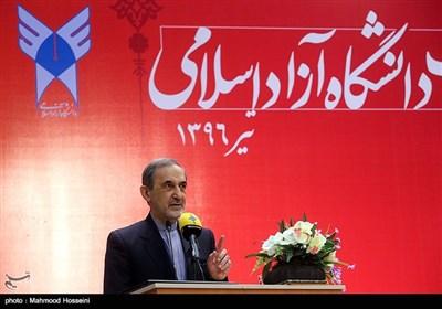 مراسم تودیع و معارفه رئیس دانشگاه آزاد