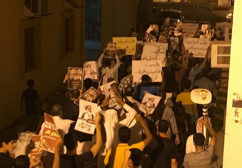 Bahrainis Rally to Remember Crackdown Victims