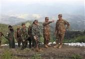 کوہاٹ میں سیکیورٹی فورسز کی کارروائی دسیوں شرپسند گرفتار